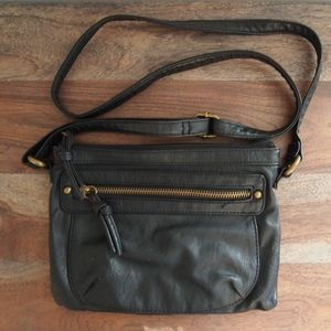 Old Navy Black Crossbody Purse